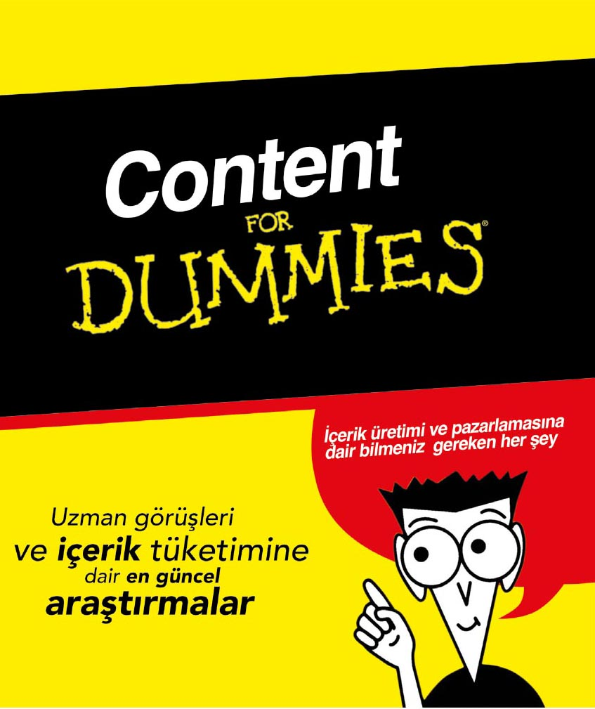 Content for dummies
